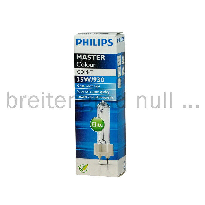 10 Stück Philips CDM-TC 70W 930 HQI Leuchtmittel Strahler
